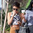 Selena Gomez à Encino, le 28 janvier 2014.