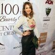 """Jessica Alba sur le tapis rouge de la soirée """"City of Beverly Hills Centennial Party"""" à Beverly Hills, le 5 février 2014."""