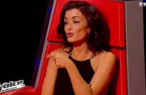 The Voice 3 : Ginie Line superbe pour son retour, Jenifer se fait draguer !