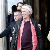 Keith Richards est grand-père pour la cinquième fois