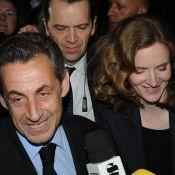 Nicolas Sarkozy : Véritable rock star au meeting de Nathalie Kosciusko-Morizet