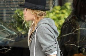PHOTOS : Mary-Kate Olsen... Euh... C'est quoi ce look ?!