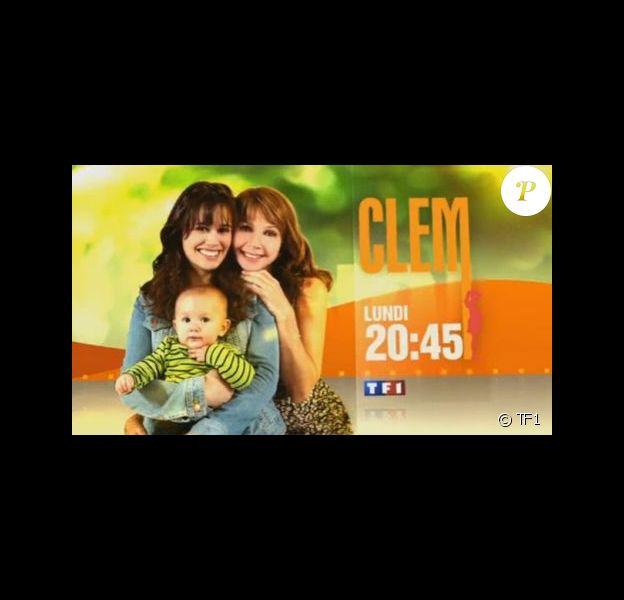 Clem, diffusé 5 à 6 fois par an sur TF1.