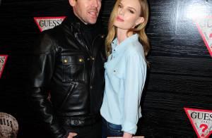 Kate Bosworth amoureuse pour une nuit américaine et très mode