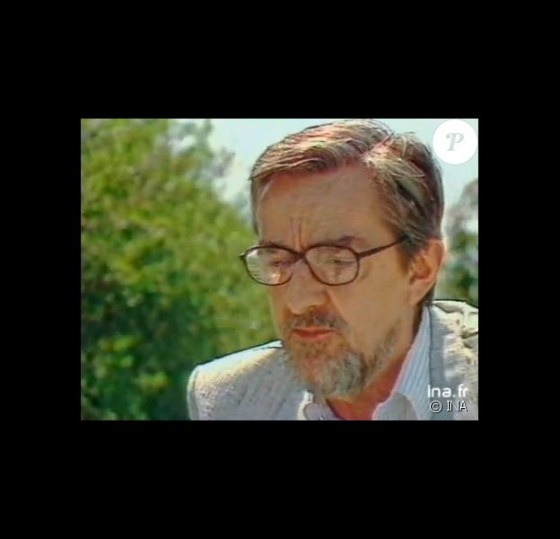 Gabriel Axel à Cannes en 1987.