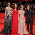 """Jennifer Connelly, Claudia Llosa, Mélanie Laurent et Cillian Murphy - Première du film """"Aloft"""" lors du 64e Festival International du Film de Berlin, le 12 février 2014."""