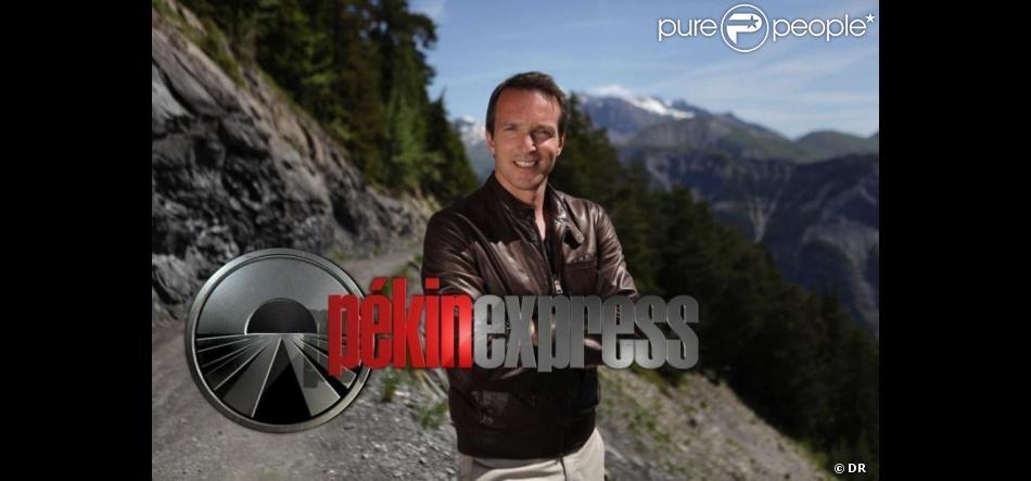 Stéphane Rotenberg son équipe coincée en Inde lors du tournage de Pékin Express 2014 en Inde.
