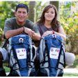 Jacky et Alexia, le père et la fille, dans la saison 4 de Pékin Express, sont de retour dans Pékin Express 2014, actuellement au Sri Lanka.