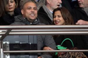 PSG-Valenciennes : Ronaldo, spectateur in love devant Ezequiel Lavezzi endeuillé