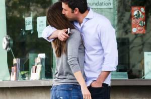 Ben Affleck et Jennifer Garner amoureux : Pris en flag' de gros câlins !