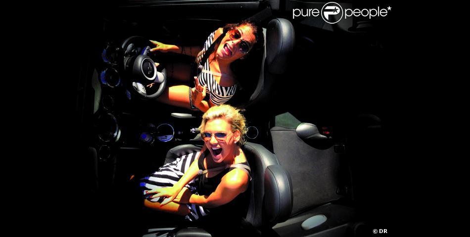 """Amélie Neten et Anaïs- Les premières photos des """"Anges de la télé-réalité 6"""" en Australie."""