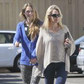 Jennie Garth, sa fille Luca prend la relève : ''Elle est dingue de Luke Perry''