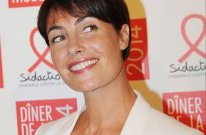 Alessandra Sublet : L'animatrice est enceinte de son deuxième enfant !