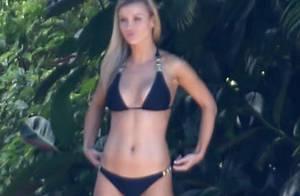 Joanna Krupa : Canon en bikini, elle règne en son jardin