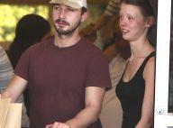 Shia LaBeouf : Réconfort et soutien avec sa chérie Mia Goth... et James Franco