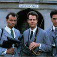 Bill Murray, Dan Aykroyd et Harold Ramis dans SOS Fantômes.