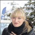 Christine Bravo. 12e festival internation du film de comédie de L'Alpe d'Huez en 2009.