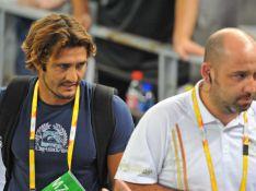 PHOTOS : Bixente Lizarazu aux J.O. : son match contre... Rafael Nadal !