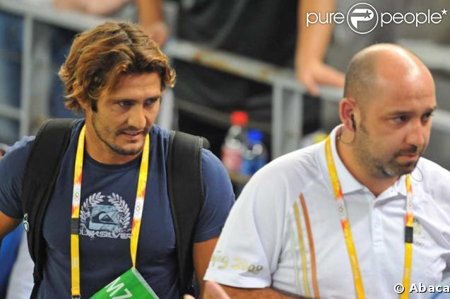 Bixente Lizarazu interviewe Rafael Nadal