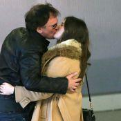 Quentin Tarantino : Fou amoureux de sa belle, avant les César 2014