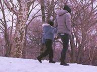 Alizée et Grégoire : Amoureux sous la neige à New York, ils chouchoutent Annily
