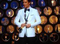 Oscars 2014 : Matthew McConaughey, au sommet, est le meilleur acteur !