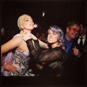 Lady Gaga étranglée par Kelly Osbourne... Sa folle nuit des Oscars !