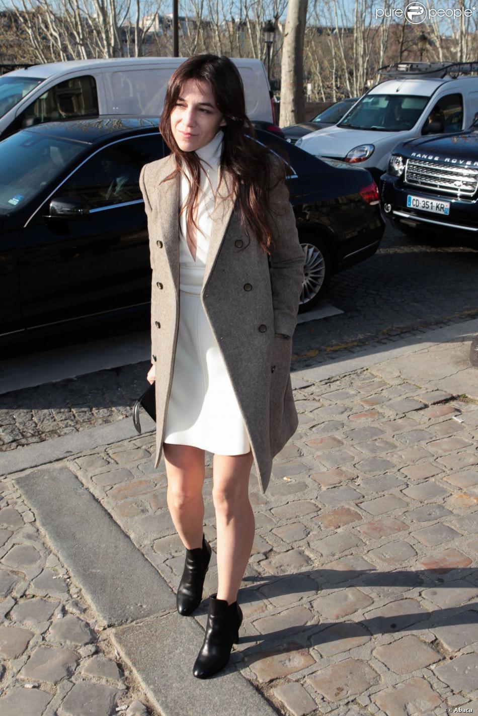 Et Look SemaineCharlotte De Alba S La Jessica Gainsbourg deCxorB