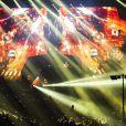 Concert d'Avicii au Tele2 Arena à Stockholm, le 1er mars 2014.