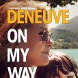 """""""On My Way"""" - L'affiche américaine du film de """"Elle s'en va"""" d'Emmanuelle Cercot qui ouvrira le festival Rendez-vous with french cinema le 6 mars 2014 à New York."""