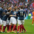 France's Karim Benzema during a International Friendly soccer match, France Vs Netherlands at Stade de France in Saint-Denis suburb of Paris, France on March 5, 2014. France won 2-0. Photo by Christian Liewig/BACAPRESS.COM06/03/2014 - Saint-Denis