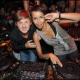 Sonia Rolland et Martin Solveig au VIP Room de Saint-Tropez !