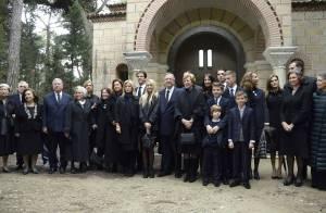 Cristina d'Espagne, la paria : Etrangement esseulée lors de l'hommage à Paul Ier