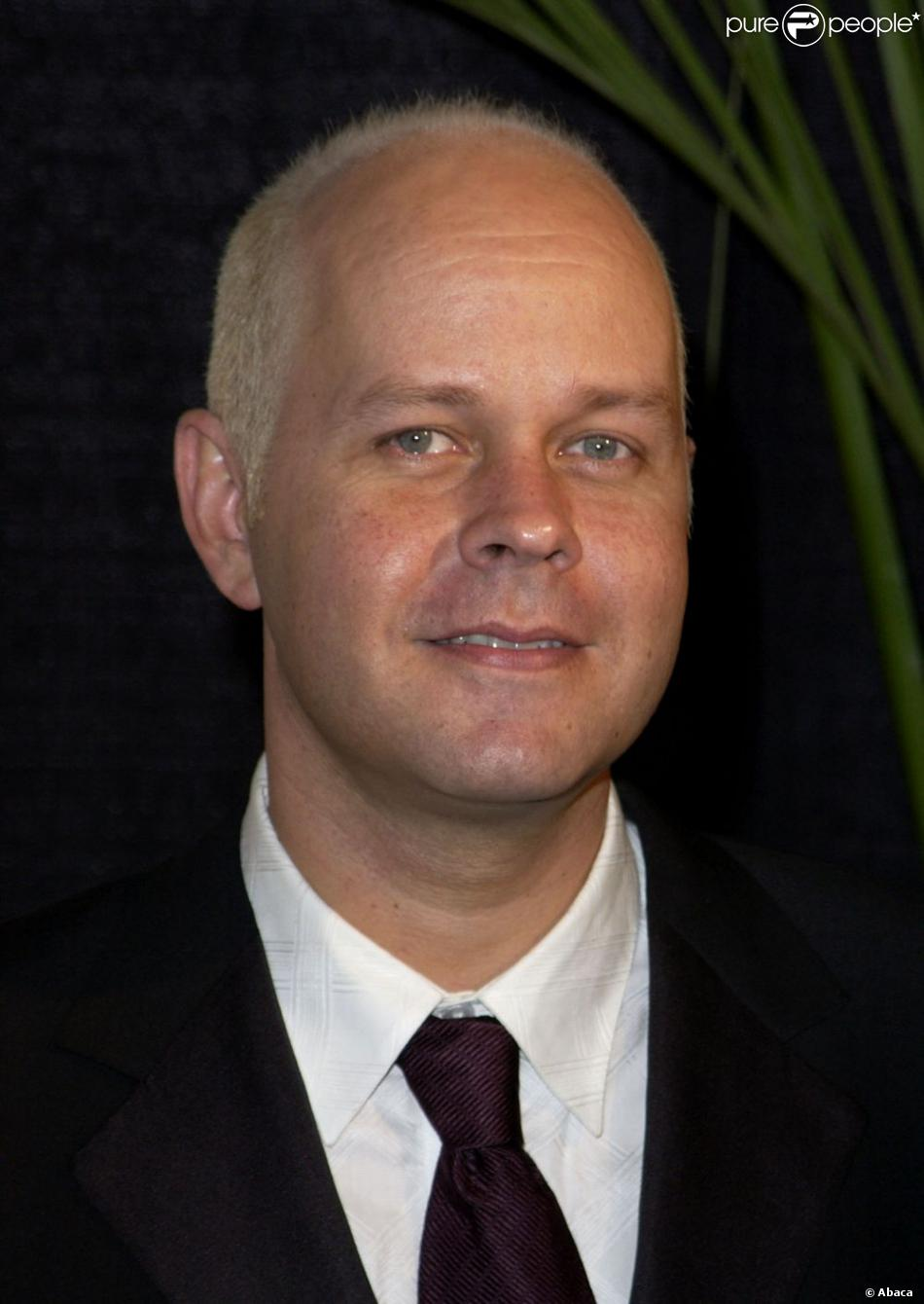 James Michael Tyler, ou Gunther, à Paris le 23 novembre 2004, pour le lancement du coffret DVD de Friends