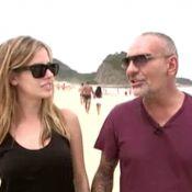 Christian Audigier et Nathalie Sorensen : Amoureux passionnés au carnaval de Rio