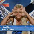 Amélie - Les Anges de la télé-réalité 6 en Australie. 1 er  épisode diffusé le 10 mars 2014.