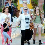 Jennie Garth, maman comblée : Elle irradie auprès de ses ravissantes filles