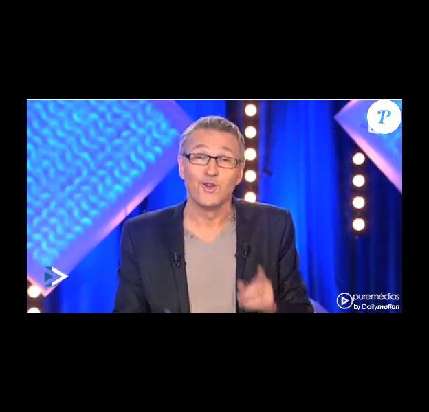 Laurent Ruquier présente L'Emission pour tous (émission du 22 janvier 2014)