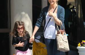 Sarah Michelle Gellar : Maman hilare et amoureuse avec sa craquante Charlotte