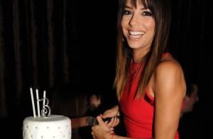 Eva Longoria : Birthday girl divine, la bombe irradie pour ses 39 ans !