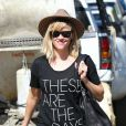 Reese Witherspoon à Brentwood, le 12 mars 2014.