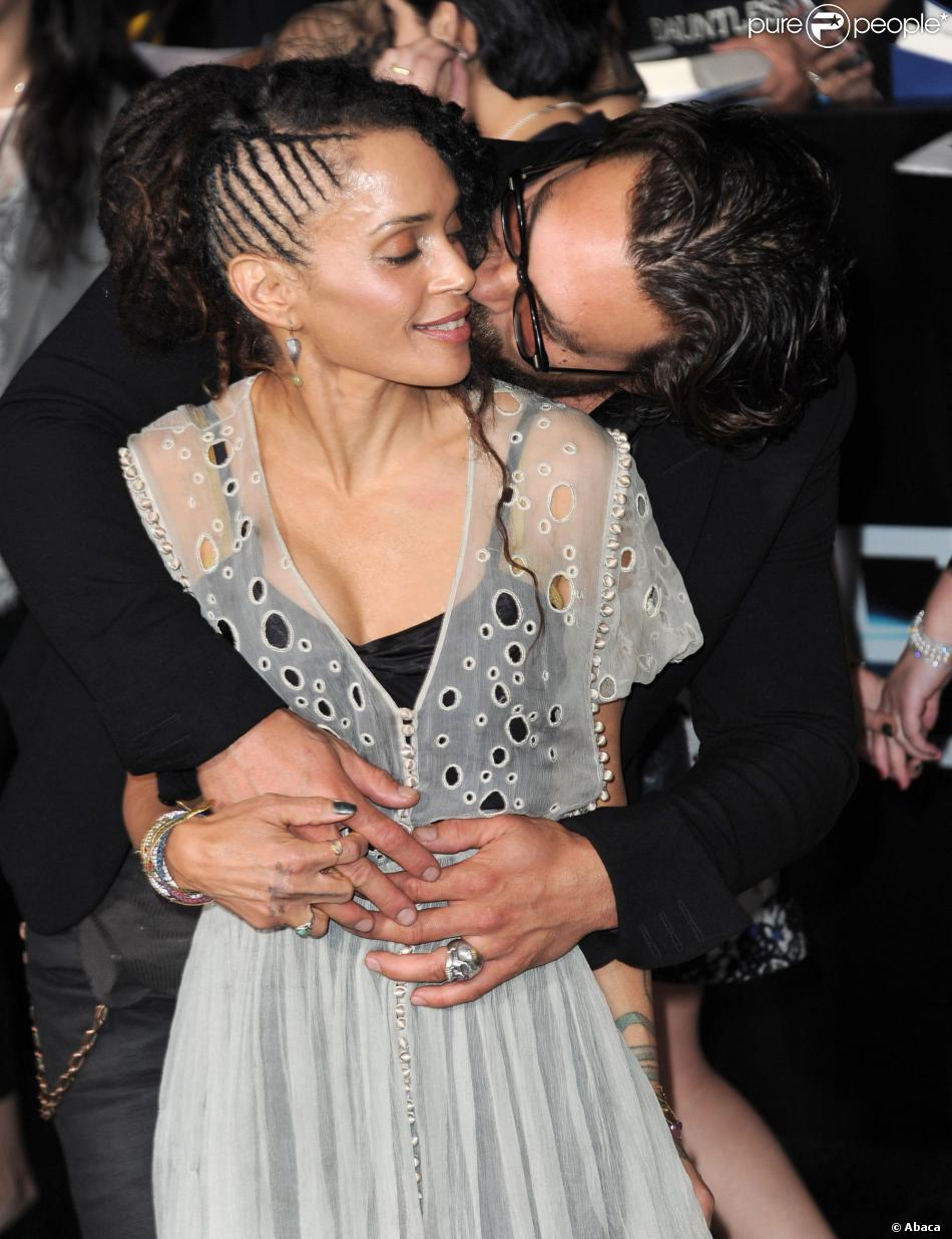 lisa bonet and spouse
