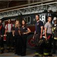 Chicago Fire avec Teri Reeves.