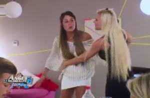 Les Anges de la télé-réalité 6 : Anaïs pète les plombs et veut attaquer Eddy !