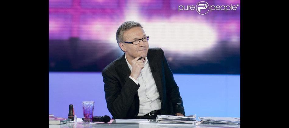 Laurent Ruquier, bientôt de retour sur France 2 en access prime time.