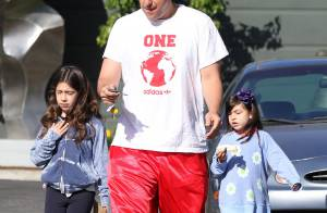Adam Sandler : Ses filles Sunny et Sadie ont bien grandi