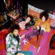 Jimi Hendrix et son groupe The Jimi Hendrix Experience, en 1969.