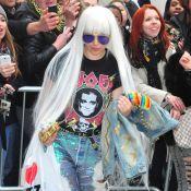 Lady Gaga : La diva ne se calme pas, festival de looks délirants à New York