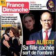 France Dimanche, en kiosques le 28 mars 2014.