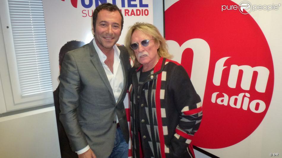 Christophe et Bernard Montiel pour MFM Radio